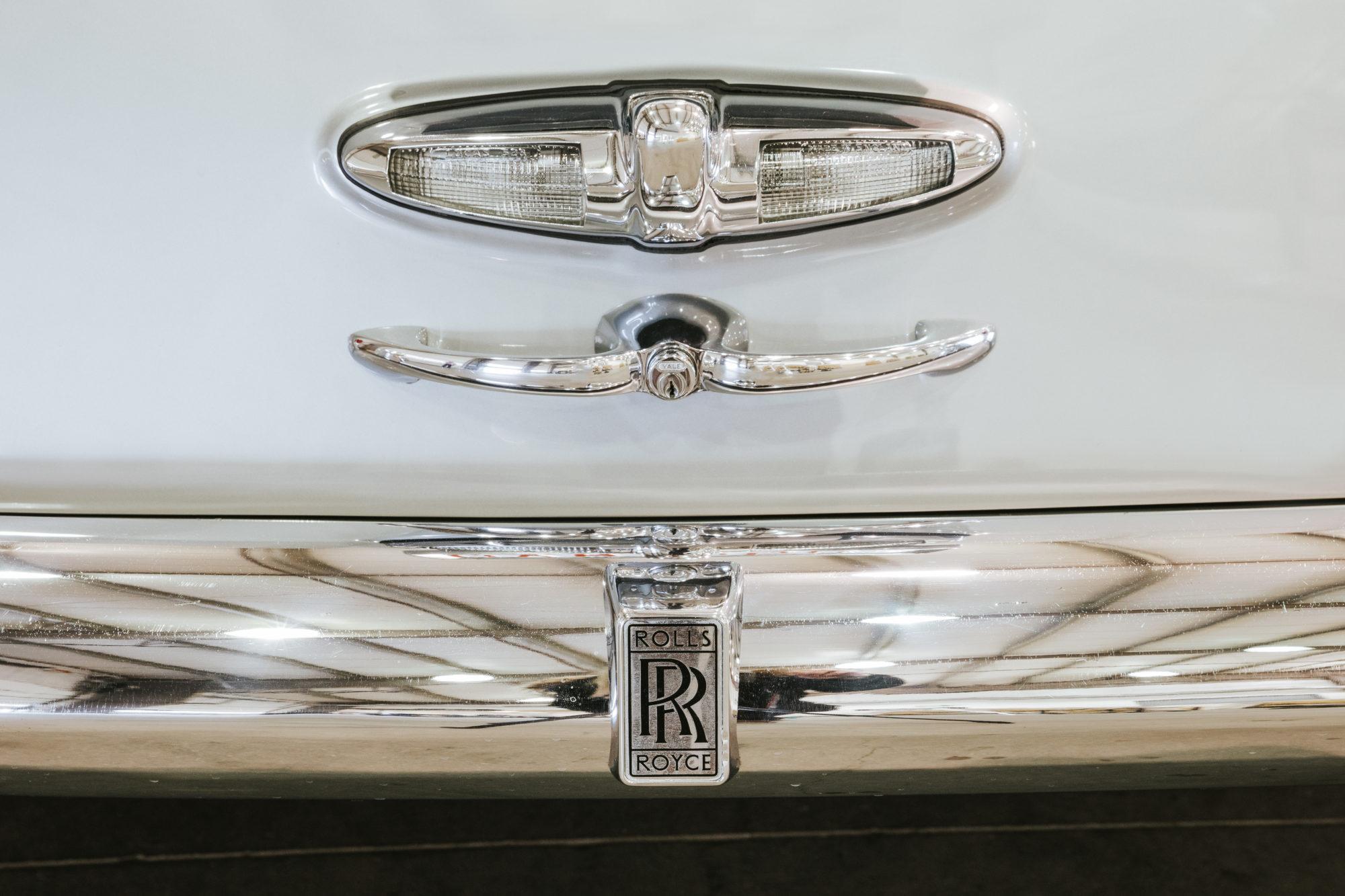 1965 Rolls Royce Silver Cloud Iii Regent Classic Cars